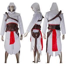 altair cosplay costume jacket hoodie essential halloween costume