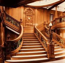 Grand Stairs Design 15 Best Classic Element In Titanic Grand Staircase Design Images