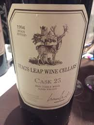 What Is Table Wine Stag U0027s Leap Wc Stagsleapcask23 Twitter