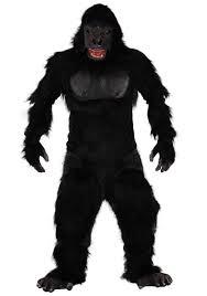 gorilla costumes cheap gorilla costume