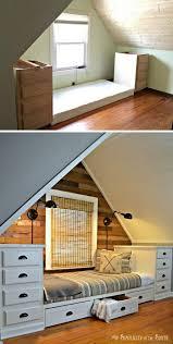 25 best attic storage ideas 2017