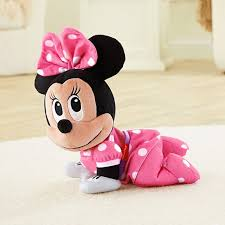fisher price disney baby minnie mouse musical touch u0027n crawl