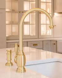 kitchen cabinet sink faucets waterstone faucets high end luxury kitchen faucets made