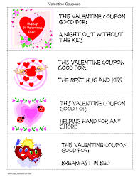 printable coupons for spirit halloween valentine u0027s day coupons gift ideas for everyone kidscanhavefun blog