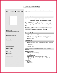 resume format for mba hr fresher pdf to excel best resume format for freshers sop exles