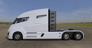 2016 volvo semi truck price 2 000 hp nikola one electric truck racks up thousands of pre orders