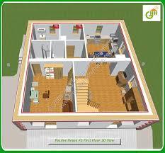 green passive solar house plans 3
