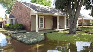 finally got back to my house after waters receeded baton rouge