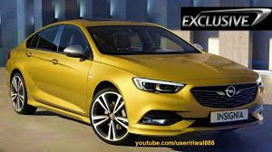 vauxhall insignia grand sport new 2017 opel insignia grand sport exclusive exclusive color