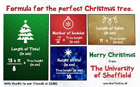 Christmas Light Calculator Treegonometry Maths Students Have The Solution For Decorating The