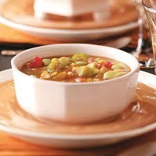 halloween city lima ohio lima bean okra soup recipe taste of home