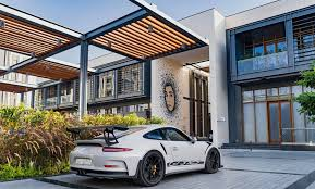 fashion grey porsche gt3 the caraba collection dubai ksa cars