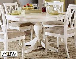 The  Best Round Dinning Table Ideas On Pinterest Round Dining - Distressed white kitchen table