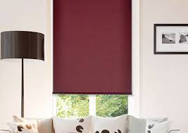 Red Blackout Blind Blackout Blinds Ware Sunstopper Blinds And Awnings
