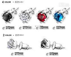 baby earrings philippines the korean sterling silver tornado earrings black agate