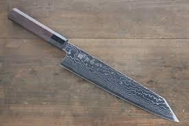 sukenari zdp189 damascus kiritsuke gyuto japanese chef knife 270mm