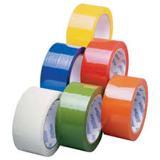 Floor Tape by Kendon Coloured Standard 50 Mm X 66 M Adhesive Tape