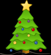 cute christmas tree clipart 2193877