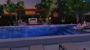 fiberclassy pools 3d pool design the 35 u0027 youtube