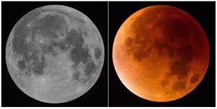 Moon Flag From Earth Super Blue Blood Moon Plus A Total Lunar Eclipse To Grace Oregon