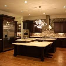 kitchen ideas with brown cabinets chocolate brown kitchen cabinets design ideas