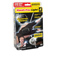 as seen on tv portable light as seen on tv atomic beam glove portable led lights black products
