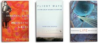 de extinction jonas salk and more the 3 book list returns