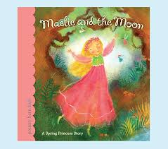 Pottery Barn Kids Books Maelie And The Moon Book Pottery Barn Kids
