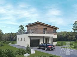 Simple Two Storey House Design by Simple Two Storey House Project That Stands Out In The Environment