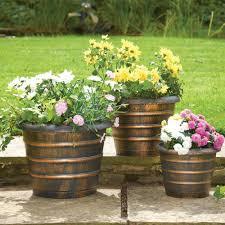 garden planters at thompson morgan