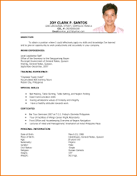Resume Sample Objectives by Awesome Collection Of Sample Objectives In Resume For Hrm For