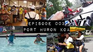 halloween city port huron port huron koa 2017 ep 003 youtube