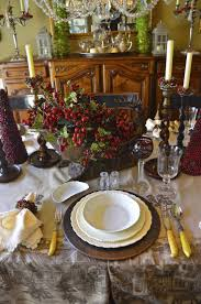 thanksgiving dinner table settings 498 best table decorations images on pinterest christmas table