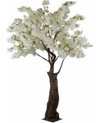 sale a and b home 8 ft faux cherry blossom tree white