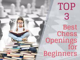 3 best chess openings for beginners chess blog of ichess net