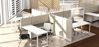 Open Plan Office Furniture by Open Office Space Tampa Office Furniture Installers