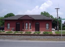 wyoming railroad station wikipedia