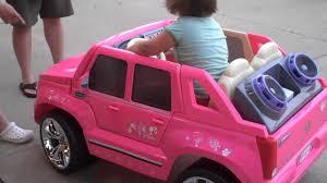 power wheels fisher price cadillac hybrid escalade ext pink lynley4thbirthday mp4