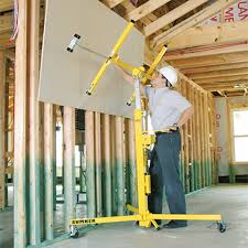 drywall lift rental the home depot
