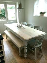 distressed round dining table rustic white dining table image of distressed round dining table