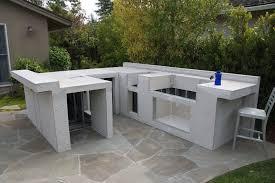 Building Outdoor Kitchen With Metal Studs - outdoor kitchen steel framing how to build an outdoor kitchen