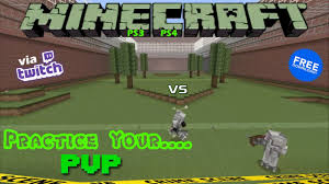 Minecraft Pvp Maps Pvp Arenas Minecraft Ps4 Ps3 Map Download