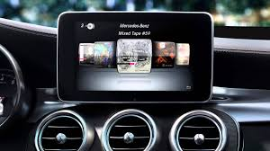 class online comand online for mercedes c v class multimedia