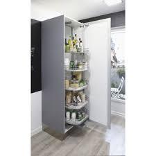 meuble de cuisine rangement amenagement meuble cuisine rangement coulissant et bouteilles