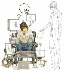 Death Note Kink Meme - 47 best takeshi obata images on pinterest death note comic