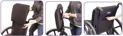 Chairs For Posture Support Slingback Wheelchair Posture And Lumbar Support