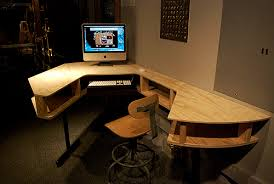 Diy Studio Desk Diy Studio Desk Plans Plans Solid Wood Work Tables