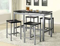 contemporary counter height table bar height table with stools contemporary counter height bar stools