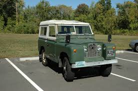 land rover series 1 for sale 1966 land rover series iia swb for sale in alexandria virginia