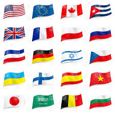 Country Flags Of The World Clip Art Flags Of The World Free U2013 Clip Art Me